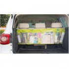 6-Pocket Multi-Purpose BackSeat / Trunk Accessory Organizer / Storage Orangizer