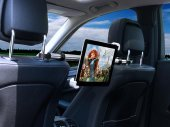 Car / Vehicle Central Headrest Mount for Apple iPad / iPad Pro / Microsoft Surface Pro / Tablets