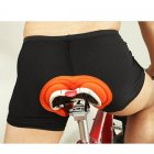 3D Padded Bike Underwear Shorts (Breathable / Lightweight / Unisex)