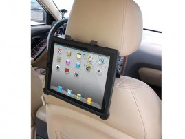 "Universal Car Headrest Mount For iPad Pro 10.5"" / iPad Pro 9.7"" / iPad Air / iPad Mini / Tablets"