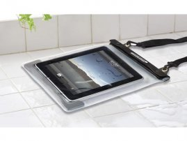 TuneWear WATERWEAR case for iPad / Tablet PC