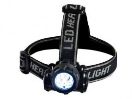 High Power Zoom LED Head Light / Head Lamp