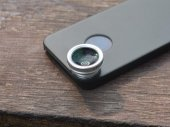 0.45X Super Wide Angle Lens with Back Cover for iPhone 5