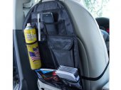 Car Headrest / Rear Seat Multifunctional Accessory Bag (for Drink, Cell / Pens / Notes...)
