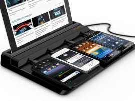 All in One Power Station for iPhone / iPad / Galaxy S & Note Phones / HTC / LG / Tablets