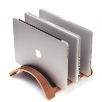 SAMDI Vertical Multi-Slot, Laptop, Notebook, Macbook Air, Pro, Microsoft Surface, Lenovo Stand
