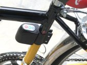 Bicycle / Bike 110dB Motion Sensor Anti Theft Security Alarm Annunciator Lock