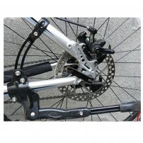 Aluminium Alloy Adjustable Side Kickstand for Mountain Bike / Road Bike / Cycling