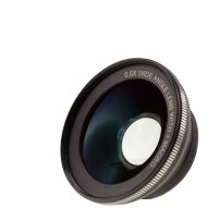37mm 2-in-1 High Definition 0.60X Super Wide Angle (+ Macro) Lens