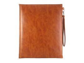Kraft Envelope PU Leather Pouch for Apple iPad Air / iPad 4