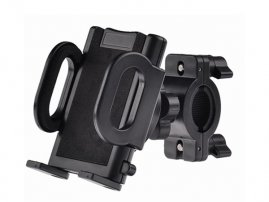 Universal Bike / Bicycle Handlebar Holder / Mount for iPhone 8 Plus / Samsung Galaxy S8+ Smartphones