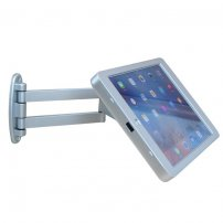 "Wall Mount and Enclosure with Anti-Theft / Secure Lock for Apple iPad Pro 9.7"" / iPad Air 1, Air 2"