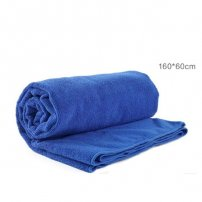 160*60cm Machine Washable Microfiber Cleaning Cloths for Washing Car / Towel for Car Cleaning