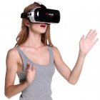3D Movie Box / VR (Virtual Reality) Glasses w/ Remote for iPhone / Samsung / LG / HTC / Sony Phones