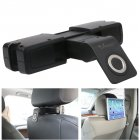 Magnetic Attaching Head Bolster / Headrest / Car BackSeat Mount / Holder for iPad Air, Mini, Tablets