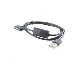 1.2 meters Sync / Data Controller Cable for Samsung Galaxy Tabs