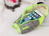 Smartphone Pouch / Bag as a Jacket with Landyard (for iPhone 6 / iPhone 6 Plus / Phablet Phones)