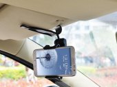 Car Sun Visor Mount (Holder) for iPhone / Galaxy Note / Galaxy S6 / HTC / LG Smarphones