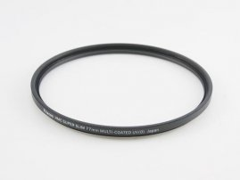 77mm Thread Ultra Slim 1mm UV Filter Multi-Coated