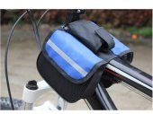 Sport Frame Front Tube Double Side Bag With Reflective Tapes