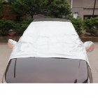 XL Universal All-Weather Rain, Snow, Dust Proof Protection SUV Car Windshield / Window / Roof Cover