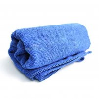 30*30cm Mini Machine Washable Microfiber Cleaning Cloths for Washing Car / Towel for Car Cleaning