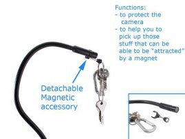 Handheld USB Snake Scope / USB Borescope