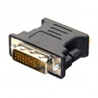 DVI (24+5) Male to RGB / VGA Female Adapter / Converter for Monitor / Graphics Card