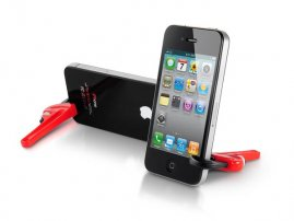 iWrench (iPhone / iPod / Galaxy S / Galaxy Note / LG / Sony's SmartPhone Riser / Stand)
