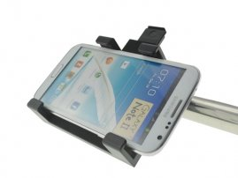 Universal Phablet Bike Mounts (for iPhone 6 Plus / Galaxy Notes / Sony Xperia Z / Phablets)