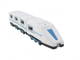 Train 4-Port USB 2.0 Hub