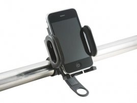 Quick-Release Bike / Motorcycle Rollbar Strap Mount for iPhone / Galaxy S / Galaxy Note Smartphones