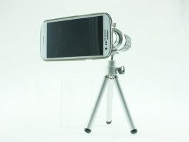 12X Telescope with Back Cover for Samsung Galaxy S3 / i9300 Siii