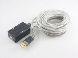 USB 2.0 Extention Cable (5 meters, 16 feet 5 inches)