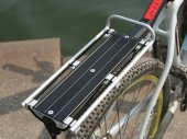 All-Weather Bike Seat Post Rack / Extendable Rear Carrier / Pannier Rack