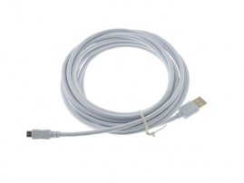 High Speed 2 meters (6 feet) Long Sync & Charging Micro B USB Cable for Samsung Galaxy / LG / Phones