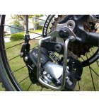 Bike Aluminum Derailleur / Bicycle Chain Stay, Chain Guard, Gear Protector