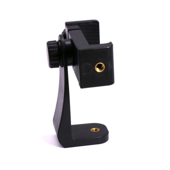 Universal Vertical Bracket / Tripod Mount for Smartphones / iPhone for photography and Film-Making - Click Image to Close