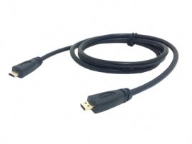 3 feet (1meter) Micro HDMI Male to Micro HDMI Male Cable / Jumper / Feeder