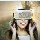 3D VR (Virtual Reality) Movie Box / Glasses for iPhone, iPod / Samsung / LG / HTC / Sony Smartphones