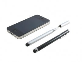 2-in-1 Ball Pen and Stylus for iPhone / iPad / iPod / Tablets