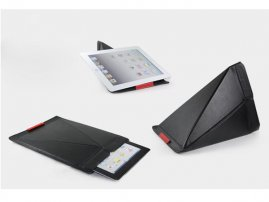 2-in-1 Pouch and Stand Case for iPad Air / iPad 4 / Samsung Galaxy Tab 10.1 / Galaxy Note 10.1