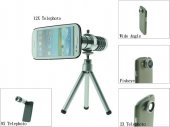 5-in-1 Lens Combo for Samsung Galaxy S3 siii i9300