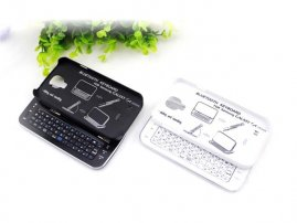 Bluetooth Sliding Keyboard for Samsung Galaxy S4 / i9500 / i9505