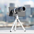18X Zoom Telephoto Lens Optical Telescope Camera For Samsung Galaxy S8 / S8 Plus