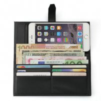 Tunewear Complete Wallet for Apple iPhone 6s Plus / iPhone 6 Plus (A Book Type Side Open Case)