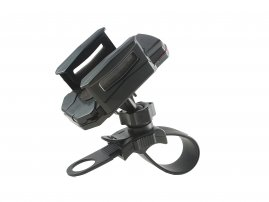Universal Bike Mount for GPS, Cell Phones (iPhone / Galaxy S / Sony Xperia / LG / HTC)