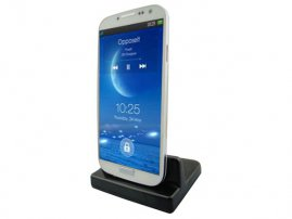 Charging & Sync USB Cradle for Samsung Galaxy i9500 / S4 / S IV