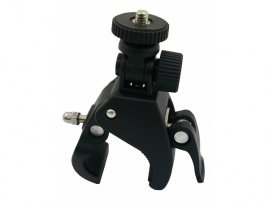 Motorcycle / Bicycle Handlebar Mount for Camera / BlackBox / DC / SLR / DSLR