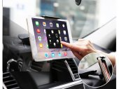 Universal Dashboard Mount for iPad 7 / iPad Pro / Samsung Galaxy Tab / Galaxy Note Tablets